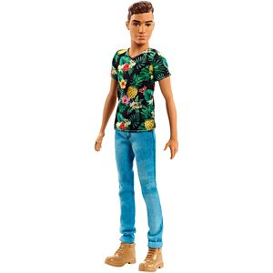 Ken® Fashionistas® Doll 2 Tropical Vibes - Slim