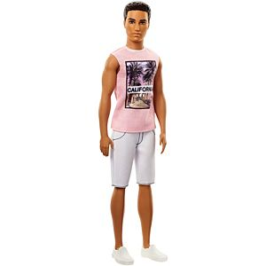 Ken® Fashionistas® Doll 4 Cali Cool - Original