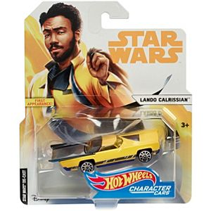 Hot Wheels® Star Wars™ Lando Calrissian™ Vehicle