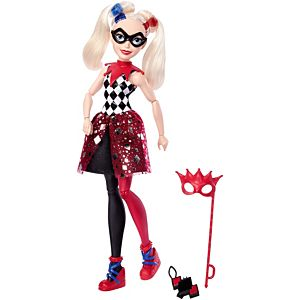 DC Super Hero Girls™ Harley Quinn™ Masquerade Doll