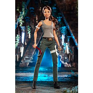 Tomb Raider Barbie® Doll