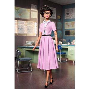 Barbie® Inspiring Women™ Series Katherine Johnson Doll