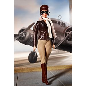 Barbie® Inspiring Women™ Series Amelia Earhart Doll