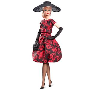 Barbie® Elegant Rose Cocktail Dress Doll