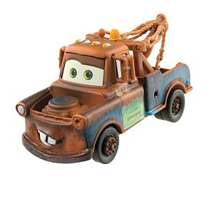 Disney•Pixar Mater Vehicle