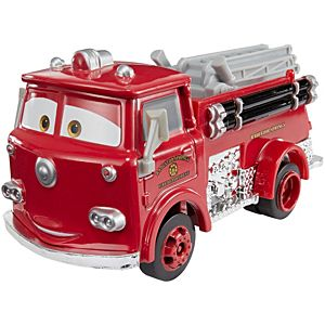 Disney•Pixar Cars 3 Deluxe Red Vehicle