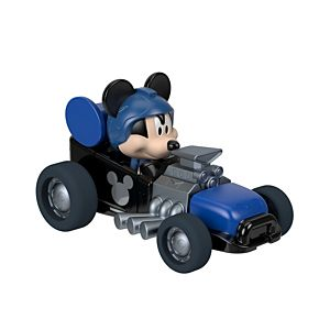 Disney Mickey and the Roadster Racers - Mickey's Secret Spy Car