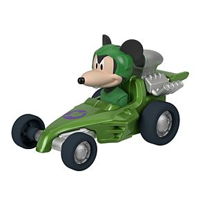 Disney Mickey and the Roadster Racers - Morty McCool's Roadster Vehicle