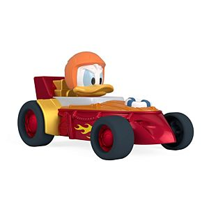 Disney Mickey and the Roadster Racers - Donald's Scorchin' Speedster Vehicle