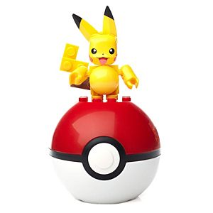 Mega Construx™ Pokemon™ Pikachu Buildable Figure