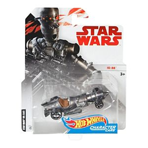 Hot Wheels® Star Wars™ IG-88™ Vehicle