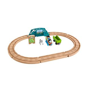 Thomas & Friends™ Wood Animal Park Set