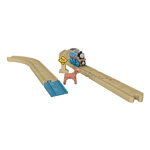 Thomas & Friends™ Wood Straights & Curves Track Pack