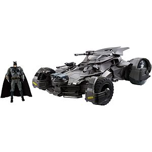 Justice League™ Ultimate Justice League™ Remote Control Batmobile™ Vehicle + Figure