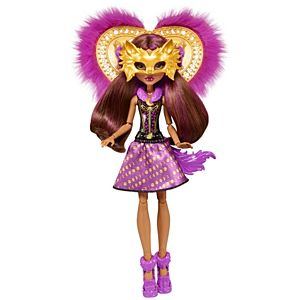 Monster High™ Ghoul To Wolf Clawdeen Wolf™ Transformation Doll