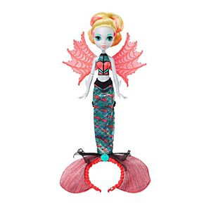 Monster High™ Ghoul To Mermaid Lagoona Blue™ Transformation Doll