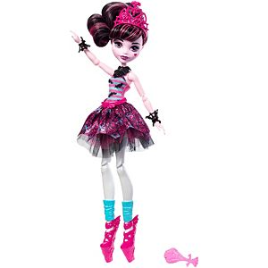 Monster High™ Ballerina Ghouls™ Draculaura™ Doll