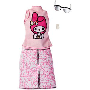 Barbie® My Melody® Top/Skirt Fashion