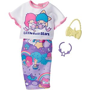 Barbie® Little Twin Stars® Top/Skirt Fashion