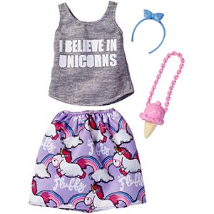 Barbie® Despicable Me Unicorn Tank/Skirt Fashion