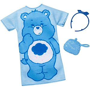 Barbie® Care Bears™ Blue Dress Fashion