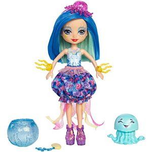 Enchantimals™ Jessa Jellyfish™ Doll & Marisa Water Animal Figure