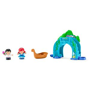 Disney Princess Ariel & Eric's Boat Ride by Little People®