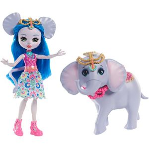 Enchantimals™ Ekaterina Elephant™ Doll & Antic Figure