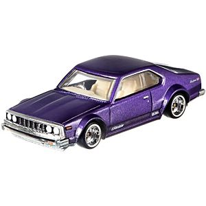 Hot Wheels® Nissan Skyline C210 Vehicle