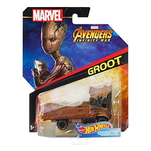 Hot Wheels® Marvel Groot Vehicle
