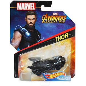 Hot Wheels® Marvel™ Thor™ Vehicle