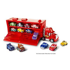 Disney•Pixar Cars Mack Transporter Vehicle