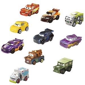 Disney•Pixar Cars Mini Racers