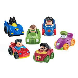 Little People® DC Super Friends™ Wheelies™ Gift Set