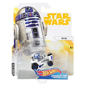 Hot Wheels® Star Wars™ R2-D2™ Vehicle