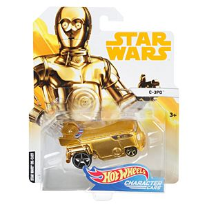 Hot Wheels® Star Wars™ C-3PO™ Vehicle