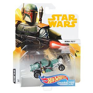 Hot Wheels® Star Wars™ Boba Fett™ Vehicle