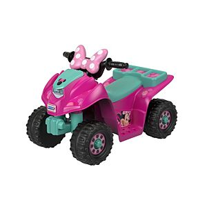 Power Wheels® Lil' Quad featuring Disney's Minnie Mouse