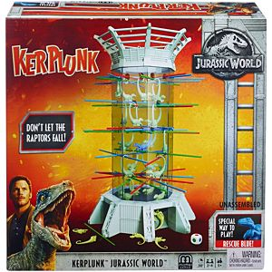 KerPlunk!® Raptors Jurassic World™ Game