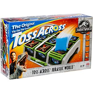 Toss Across® Jurassic World™ Tic Tac Toe Game