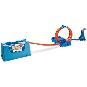Hot Wheels® Track Builder  Multi Loop Box