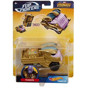 Hot Wheels® Marvel Flip Flip Fighters™ Thanos Vehicle