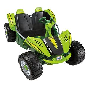 Power Wheels® Dune Racer Extreme Ride-On Vehicle - Green