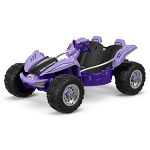 Power Wheels® Dune Racer Extreme Ride-On Vehicle - Purple