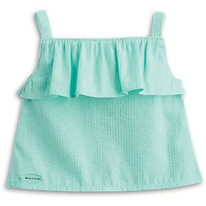 Sea Breeze Top for 18-inch Dolls
