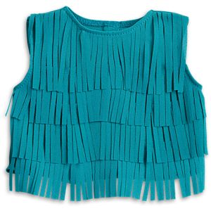 Tenney's Fringe Top for 18-inch Dolls