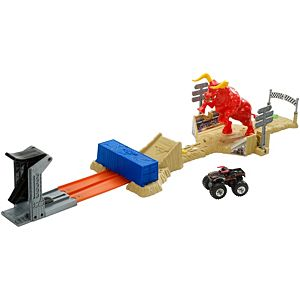 Hot Wheels® Monster Jam® El Toro Loco® Showdown Play Set