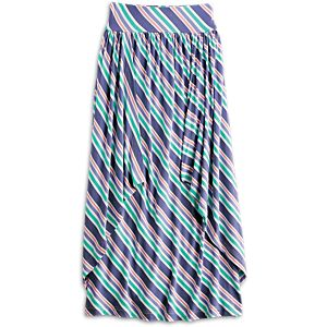 Seashore Stripe Skirt for Girls