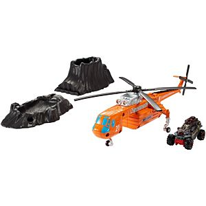 Matchbox® Volcano Rescue Playset