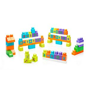 Mega Bloks® Building Basics Stack & Learn Math